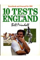 10 Tests for England : Scorebook and Journal for 1988