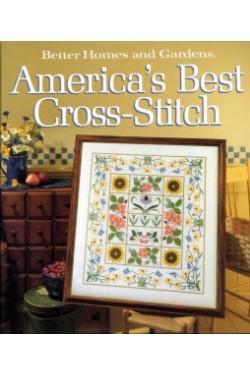America's Best Cross-Stitch