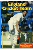England Cricket Team Annual