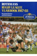 Rothmans Rugby League Yearbook 1987-88