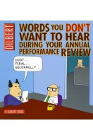 Dilbert : Words You Don't Want to Hear During Your Annual Performance Review
