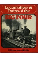 Locomotives and Trains of the Big Four