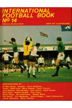 International Football Book No 14