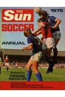 The Sun Soccer Annual 1975