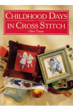 Childhood Days in Cross Stitch