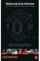 Manchester United Official Member's History Book