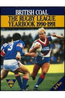 British Coal : The Rugby League Yearbook 1990-1991