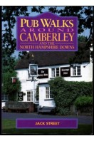 Pub Walks around Camberley and the North Hampshire Downs