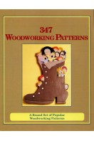 347 Woodworking Patterns: A Bound Set of Popular Woodworking Patterns