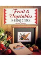 Fruit and Vegetables in Cross Stitch