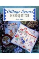 Village Scenes in Cross Stitch