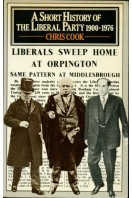 A Short History of the Liberal Party, 1900-1976