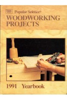 Woodworking Projects, 1991 Yearbook