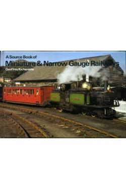 A Source Book of Miniature & Narrow Gauge Railways