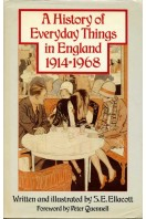 A History of Everyday Things in England : 1914-1968