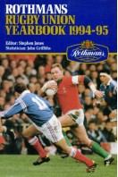 Rothmans Rugby Union Yearbook 1994-95