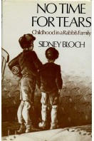 No Time for Tears : Childhood in a Rabbi's Family