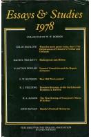 Essays & Studies 1978