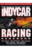Indycar Racing Handbook : Full 1993 Season