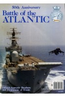 50th Anniversary Battle of the Atlantic : Official Souvenir Brochure