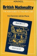 British Nationality : The AGIN Guide to the New Law