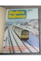 Modern Railways Bound Volume Jan 1978 - Aug 1978