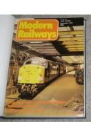 Modern Railways Bound Volume Sept 1978 - Apr 1979