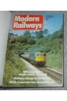 Modern Railways Bound Volume May 1979 - Dec 1979