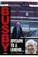 Busby : Epitaph to a Legend