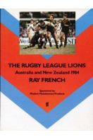 The Rugby League Lions Australia and New Zealand 1984