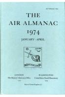 The Air Almanac 1974 January-April (in slip case)