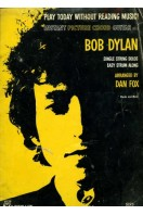 Bob Dylan : Instant Picture Chord Guitar No 2
