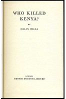 Who Killed Kenya?