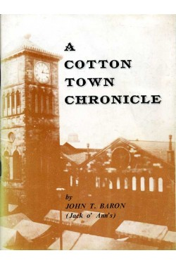 A Cotton Town Chronicle - Blackburn