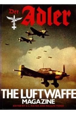 'Der Adler' : The Luftwaffe Magazine