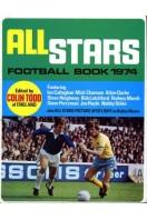 All Stars Football Book 1974