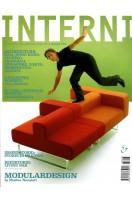 Interni : La rivista dell'arredamento. 559 : Marzo 2006.