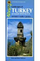 Landscapes of Turkey around Antalya