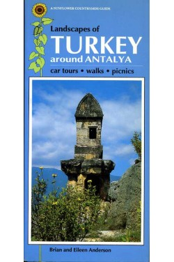 Landscapes of Turkey around Antalya