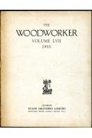 The Woodworker : Volume LVII + LVIII (part) + LXII (part) : 1953, 1954, 1958