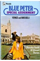 'Blue Peter' Special Assignment, Venice and Brussels