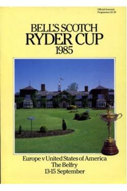 Ryder Cup 1985