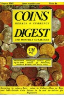 Coins Medals & Currency Digest and Monthly Catalogue : Issue Number One : August 1969