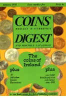 Coins Medals & Currency Digest and Monthly Catalogue : Issue Number Five (5) : January 1970