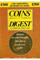 Coins Medals & Currency Digest and Complete Price List : Issue Number Eight (8) : April 1970
