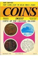 Coins Medals & Currency Digest and Monthly Price List : Issue Number Ten (10) : July/August 1970