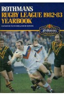 Rothmans Rugby League Yearbook 1982-83