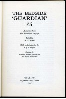 The Bedside 'Guardian' 25 : A Selection from the Manchester Guardian 1975-1976