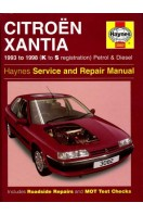 Citroen Xantia Petrol and Diesel, 1993-1998