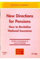 New Directions For Pensions : How To Revitalise National Insurance